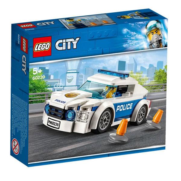 Lego 60239 City Полицейска патрулна кола