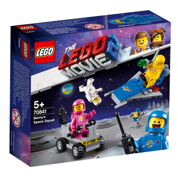 Lego 70841 The LEGO Movie2 Космическият отбор на Бени