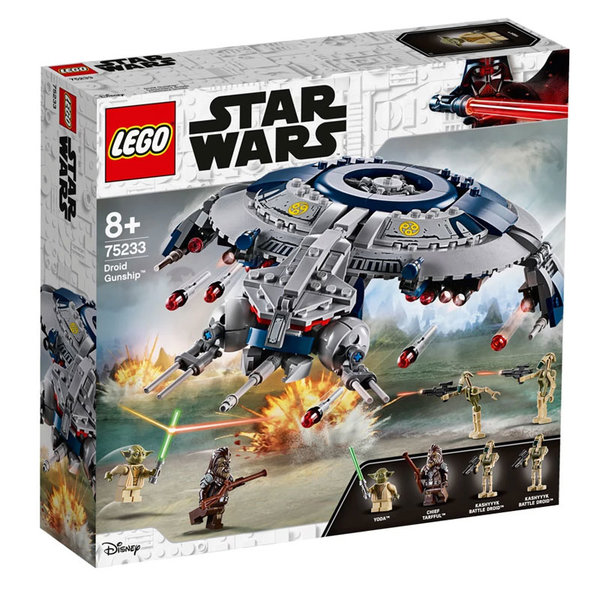 Lego 75233 Star Wars Droid Gunship™