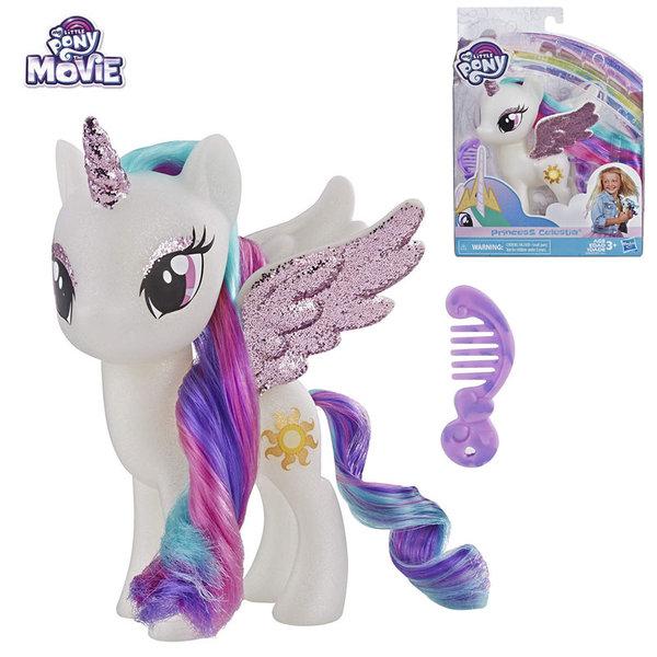 My Little Pony Моето малко пони с блясък Princess Celestia А5892
