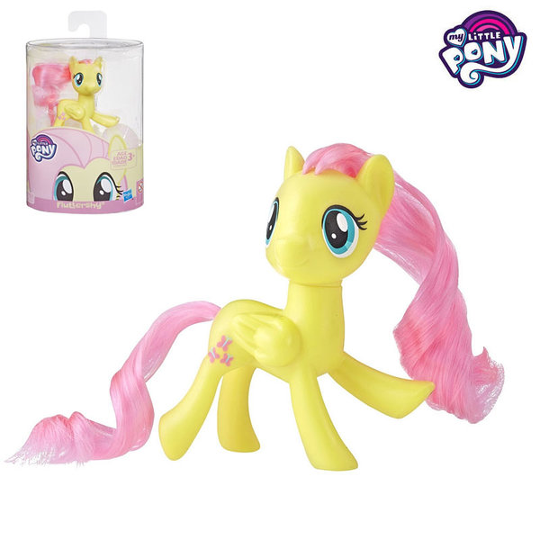 My Little Pony Моето малко пони 8см Fluttershy E4966