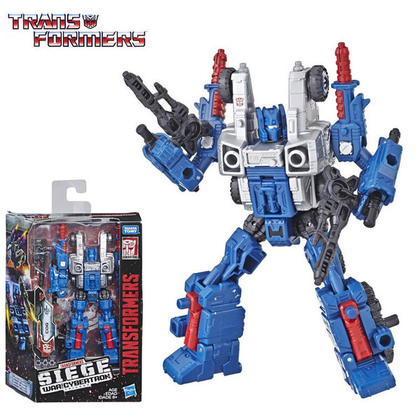 Transformers Generations War for Cybertron: Siege Deluxe Трансформърс Cog E3432