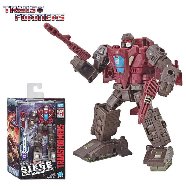 Transformers Generations War for Cybertron: Siege Deluxe Трансформърс Skytread E3432