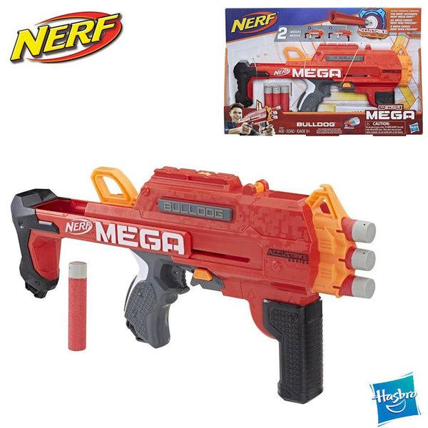 Nerf Бластер Mega Bulldog E3057