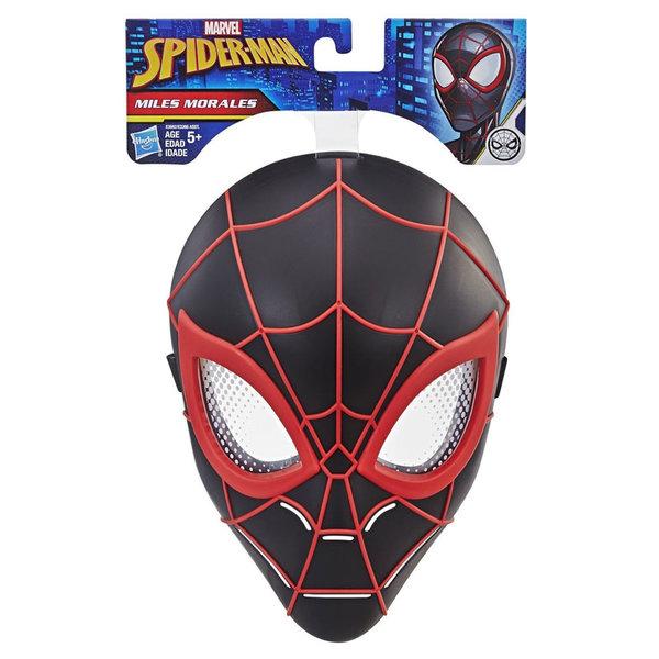 Hasbro SpiderMan Детска маска Miles Morales E3366