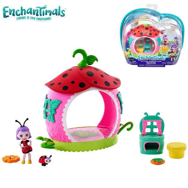 Enchantimals Комплект за игра Кухнята на малката Калинка FXM96