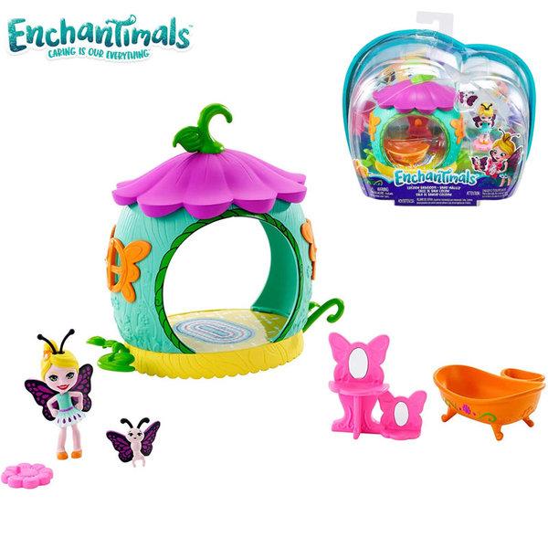 Enchantimals Комплект за игра Банята на малката Пеперудка FXM96