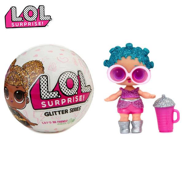 LOL Surprise Кукла в сфера L.O.L Glitter Series 55129E5C