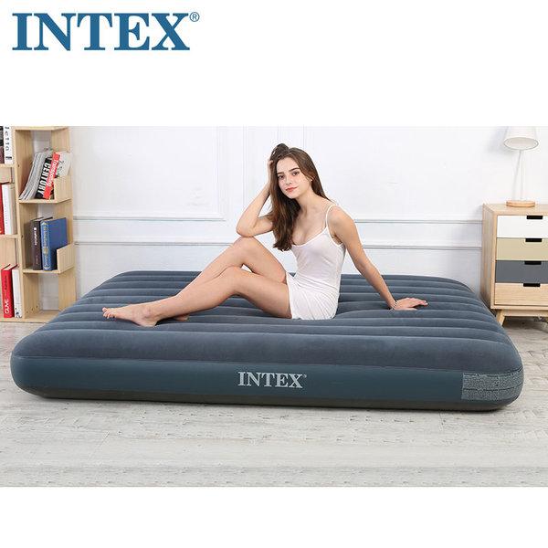 Intex Надуваем матрак 152х203см 64734