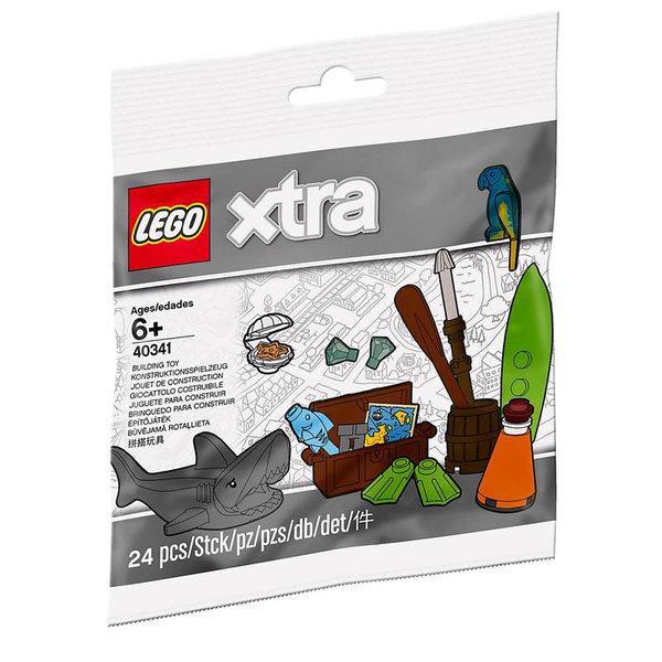 Lego 40341 xtra Морски аксесоари