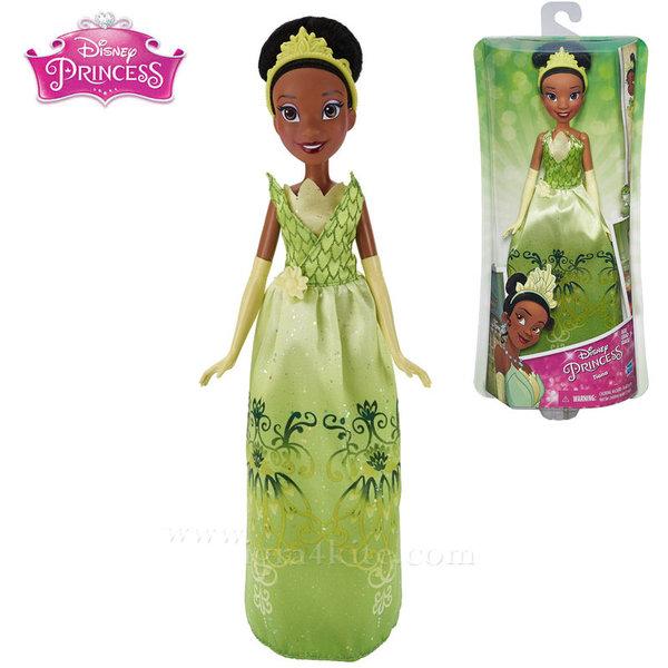 Disney Princess - Кукла Тиана в блестяща рокля b6446