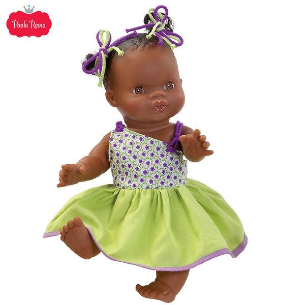 Paola Reina Los Gordis Кукла бебе момиче Amparo 34см 04046
