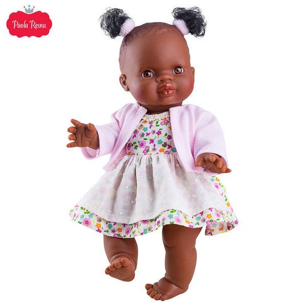 Paola Reina Los Gordis Кукла бебе момиче Olga 34см 04065