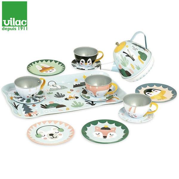 Vilac Детски музикален сервиз за чай 8504