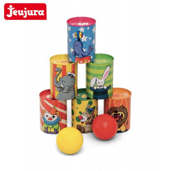 Jeujura Детски метален боулинг J50610