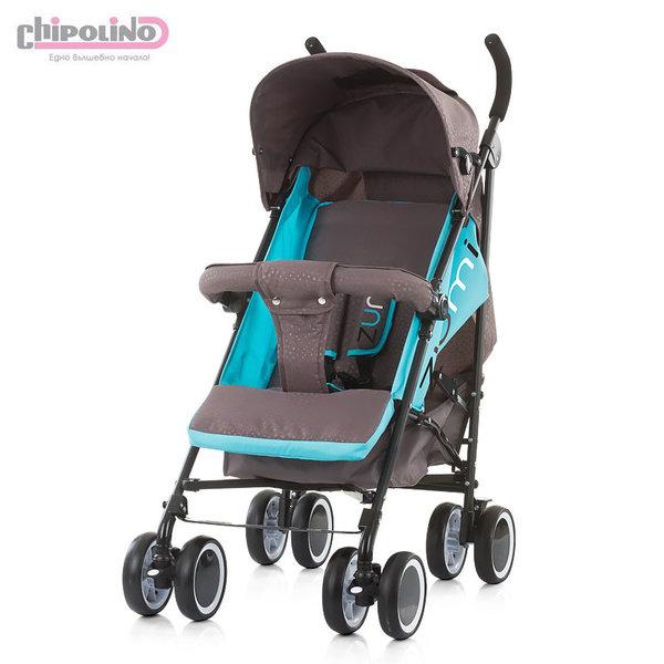 Chipolino Детска количка Зуми скай