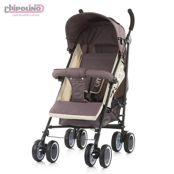Chipolino Детска количка Зуми фрапе