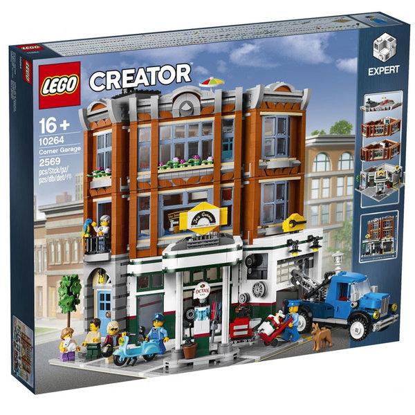 Lego 10264 Creator Expert Aвтосервиз на ъгъла