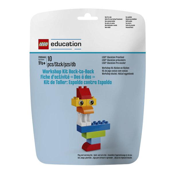 Lego 2000444 Education Уъркшоп комплект Back-to-back