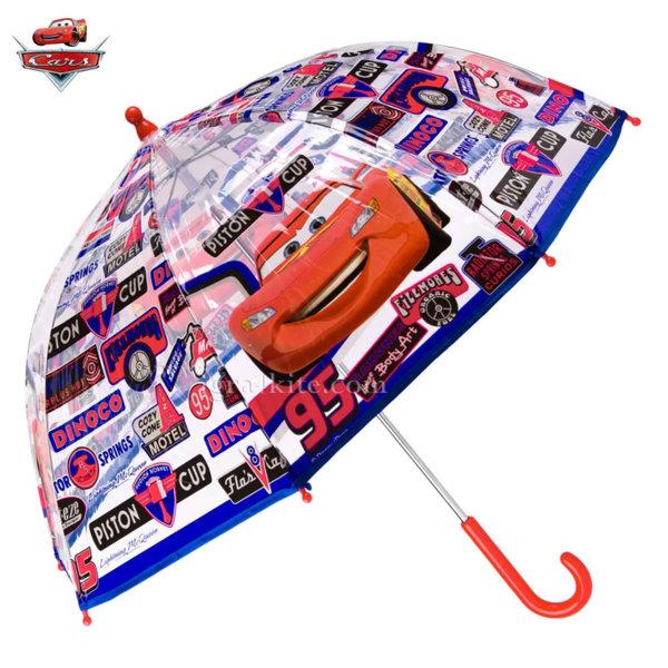 Disney Cars Детско чадърче Колите 13568