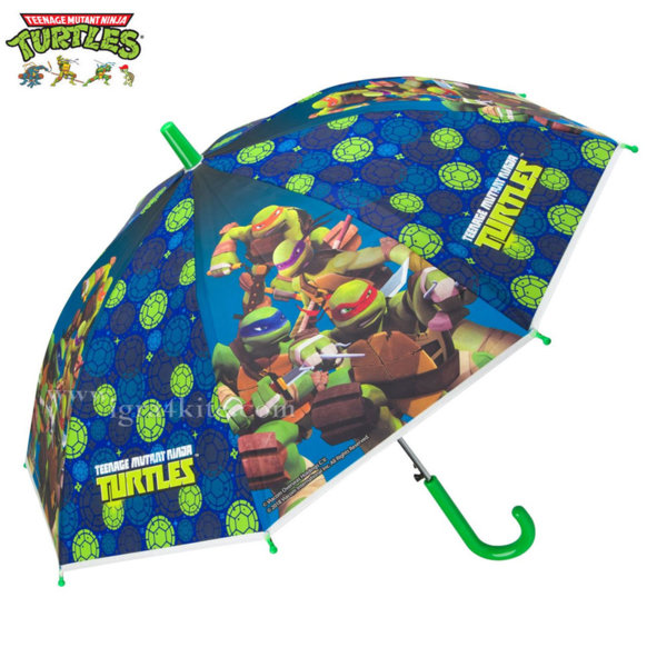 Детско чадърче Костенурките нинджа 161918
