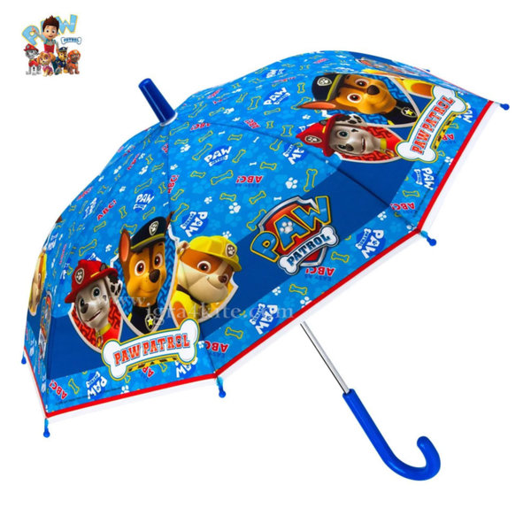 Детско чадърче Paw Patrol 163429