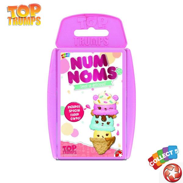 Top Trumps Карти Num Noms  WM01472