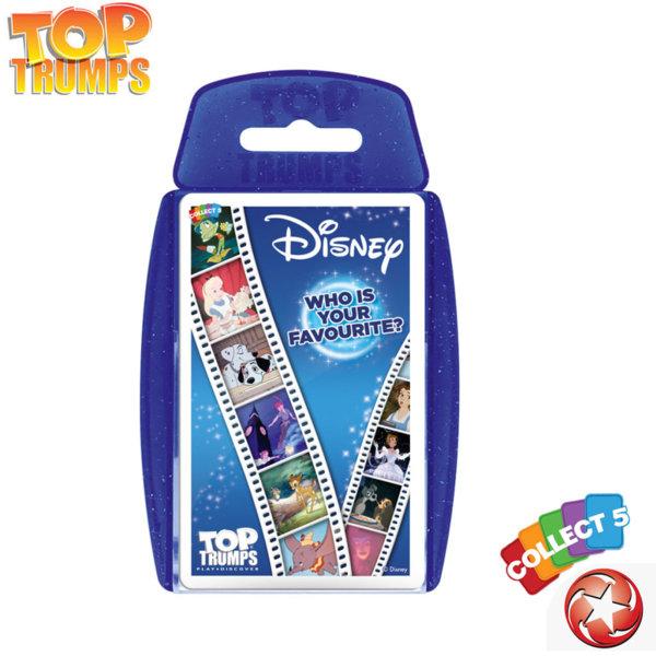 Top Trumps Карти Disney WM26710