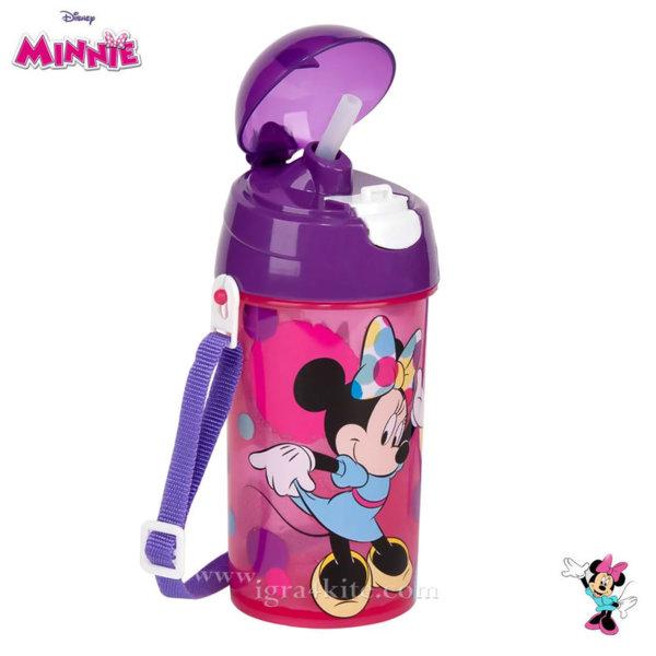 Disney Minnie Mouse Детско шише Мини Маус 19124