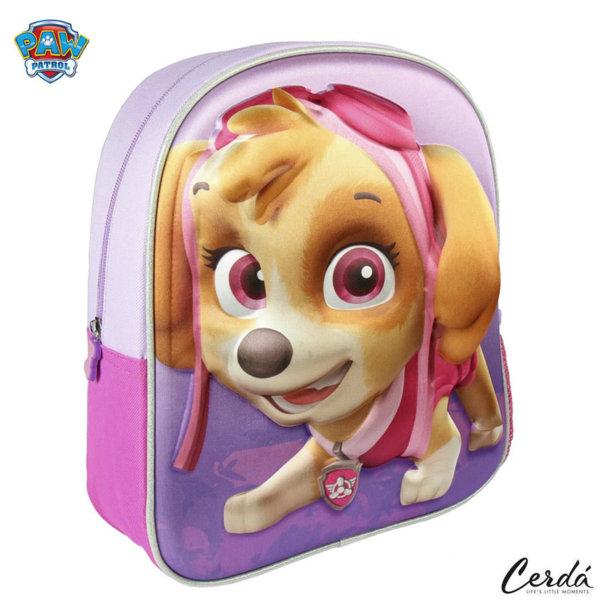 Paw Patrol Раница за детска градина 3D Пес Патрул 2118