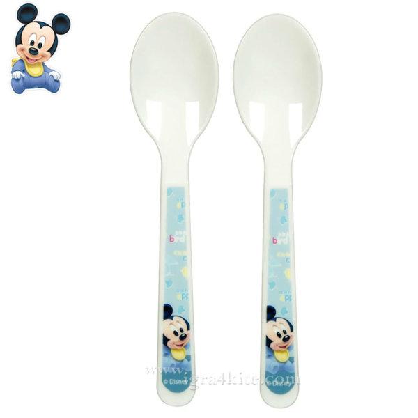 Disney Mickey Mouse Прибори за хранене Мики Маус 10593