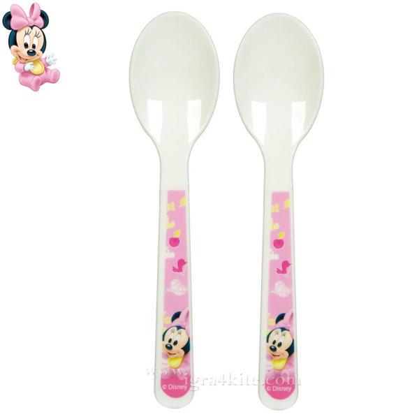 Disney Minnie Mouse Прибори за хранене Мини Маус 10592