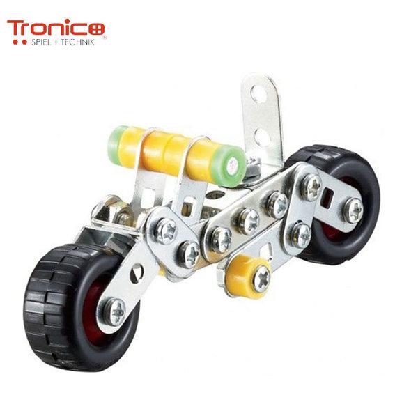 Tronico Детски метален конструктор Мотор Silver 9750