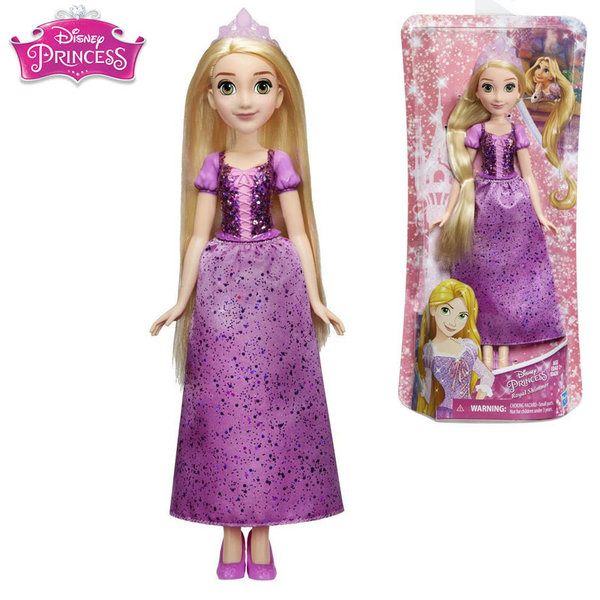 Disney Princess Кукла Рапунцел Royal Shimmer E4020