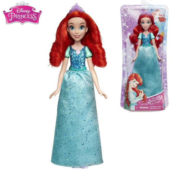 Disney Princess Кукла Ариел Royal Shimmer E4020