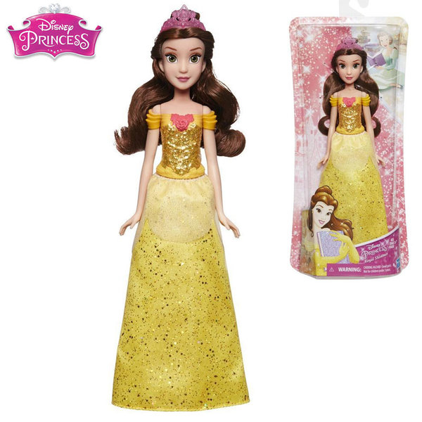 Disney Princess Кукла Бел Royal Shimmer E4021