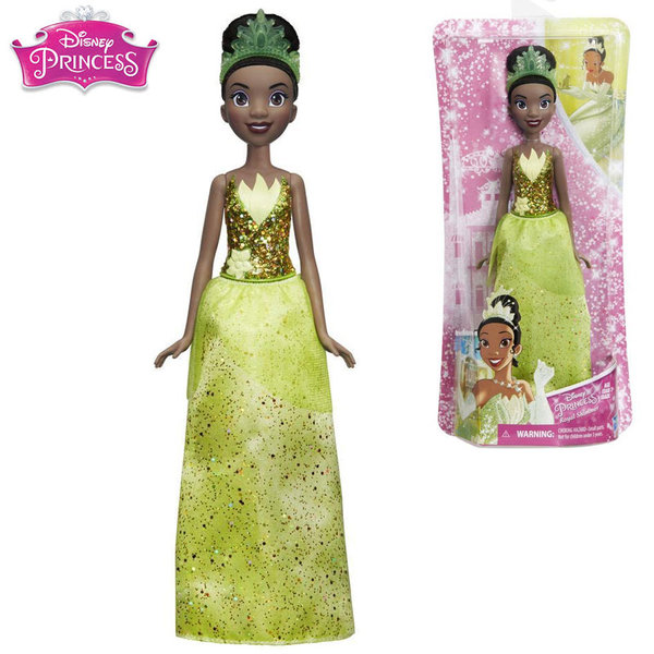 Disney Princess Кукла Тиана Royal Shimmer E4021