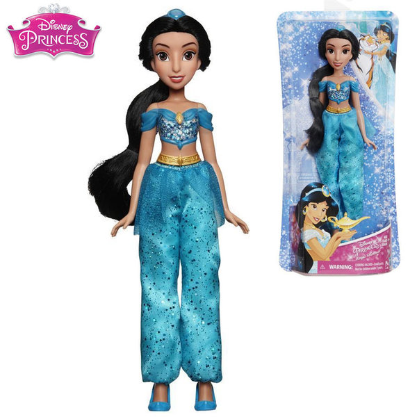 Disney Princess Кукла Ясмин Royal Shimmer E4022