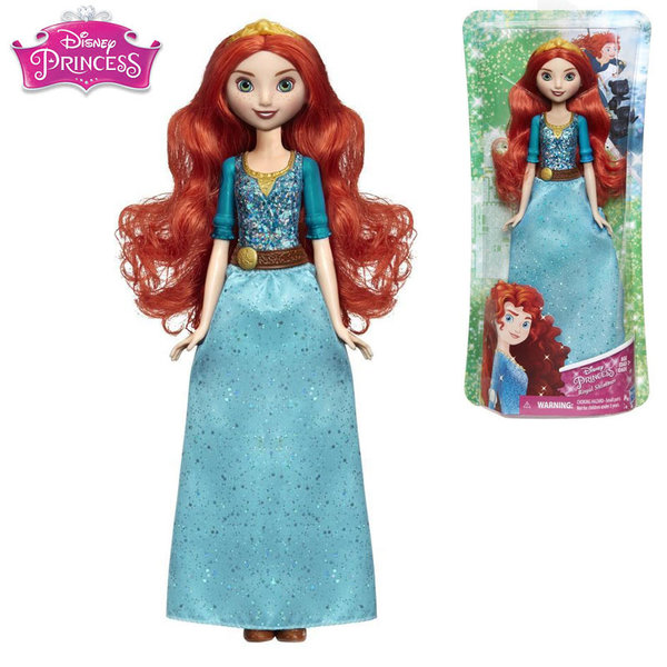 Disney Princess Кукла Мерида Royal Shimmer E4022
