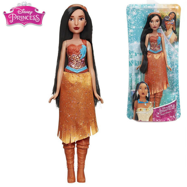 Disney Princess Кукла Покахонтас Royal Shimmer E4022
