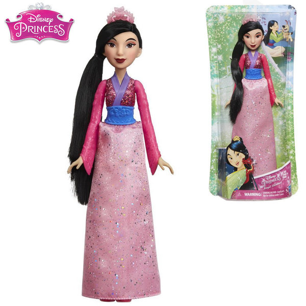 Disney Princess Кукла Мулан Royal Shimmer E4022