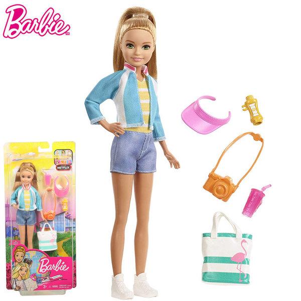 Barbie Кукла Барби Skipper пътешественичка FWV16