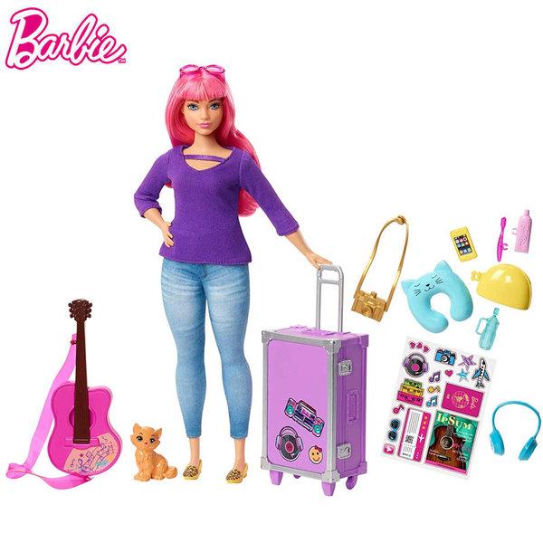 Barbie Кукла Барби Дейзи пътешественичка FWV26