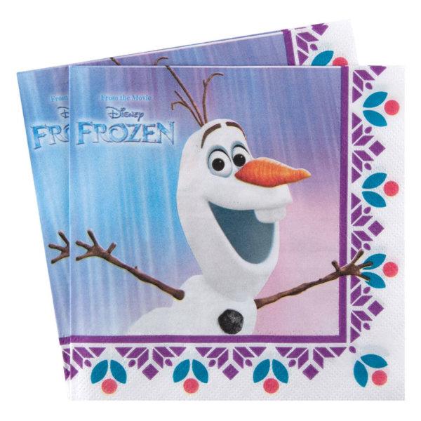 Procos Disney Frozen Замръзналото кралство Салфетки 16239