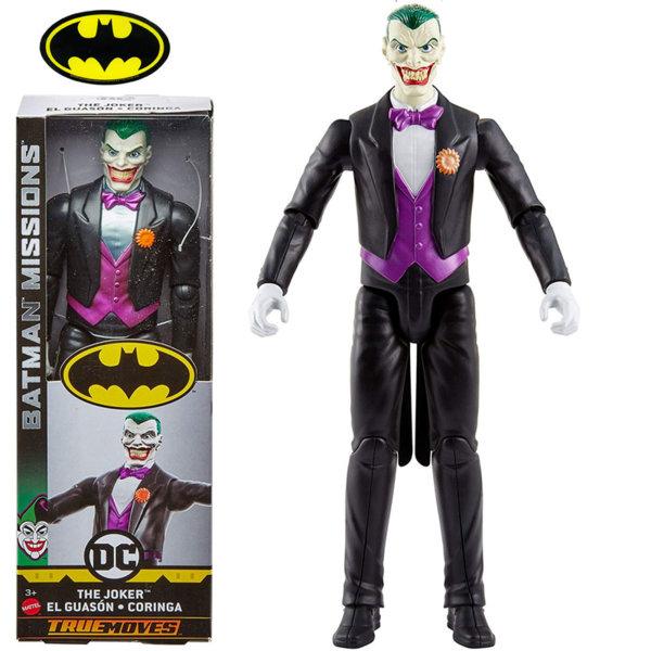 Batman Missions True Moves Екшън фигура 30см The Joker FVM73