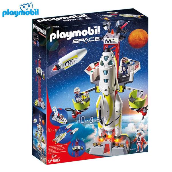 Playmobil Ракета за мисии 9488