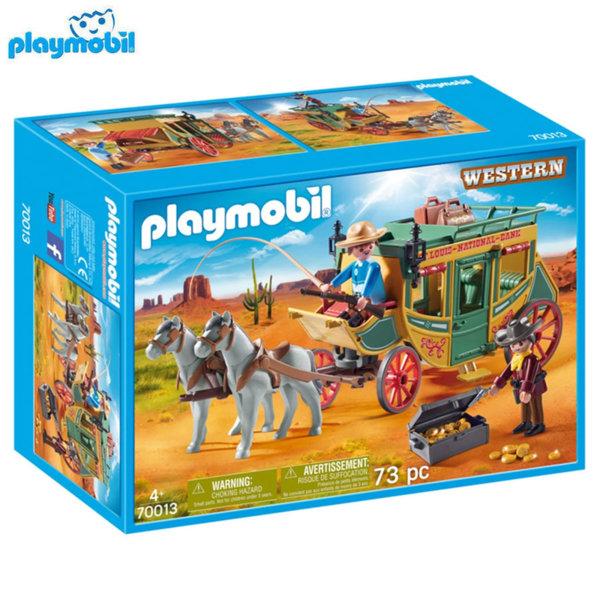 Playmobil Дилижанс 70013