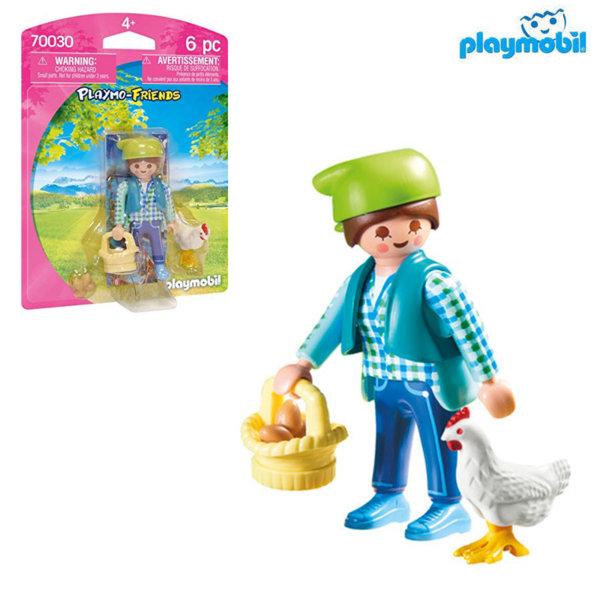 Playmobil Фермерка 70030