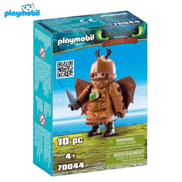 Playmobil Fishleg с костюм за летене 70044