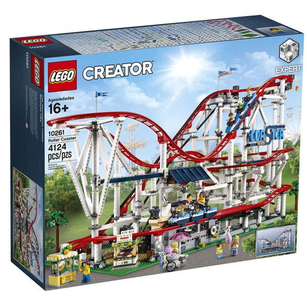 Lego 10261 Creator Expert Увеселително влакче